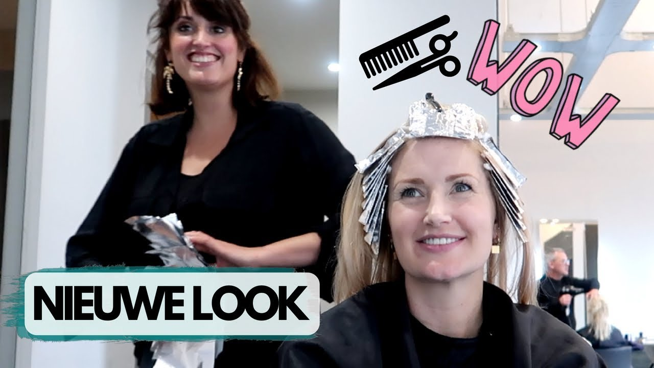 MAMA MAKE OVER en Jax 12 weken | Vlog #334 | Diesna Loomans