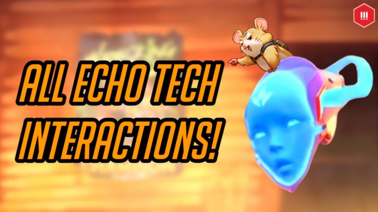 "Download Echo Tech Interactions - DPS   Overwatch ""Mimic Echo"" Hero Concept Ability Breakdown"