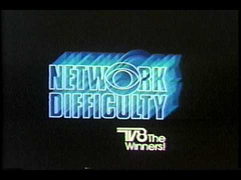 "WJKW-TV8 Cleveland ""Network Difficulty"" slide - 1982"