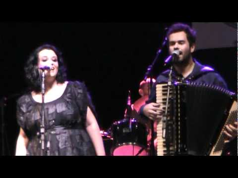 Tulipa Ruiz e Marcelo Jeneci AbrilProRock