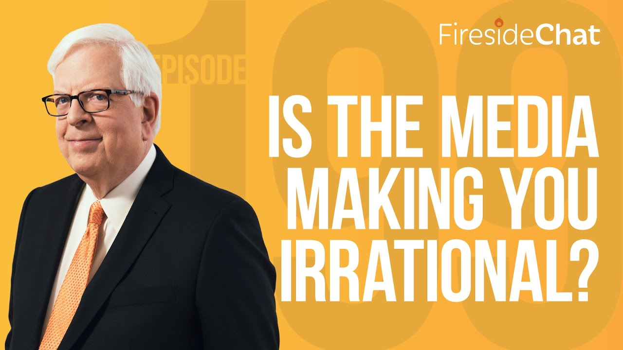 Fireside Chat Ep. 199 — Is the Media Making You Irrational?