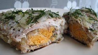 Рыба запеченная в фольге в духовке. http://leoanta.ru/