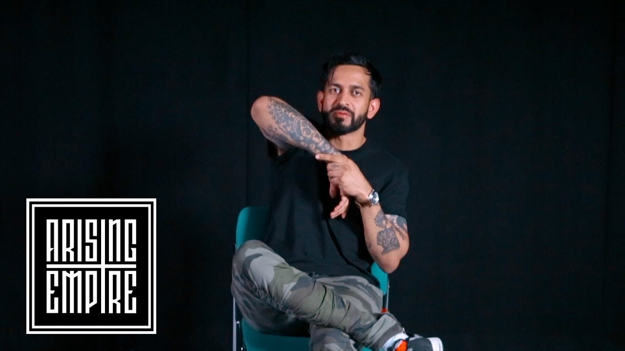 HEART OF A COWARD — Vish on his favourite tattoo (EXCLUSIVE TRAILER)