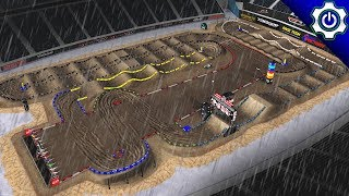 MX Simulator - 2018 Seattle Supercross Gameplay