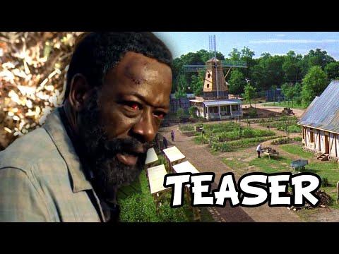 The Walking Dead: Morgan Immunity Scene, Return To Alexandria & Fear TWD Looking A Lot Better