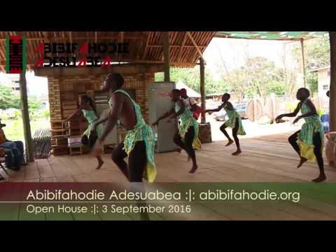Abibifahodie Adesuabea : Ghana's Afrikan Liberation School Open House