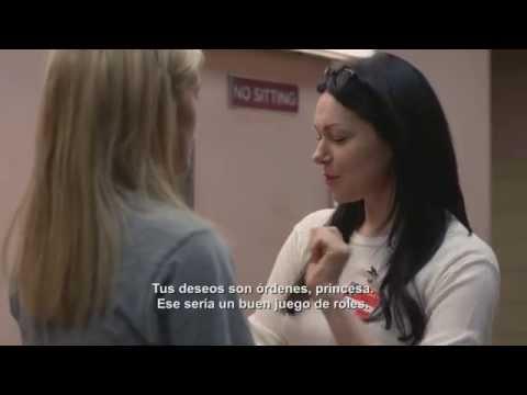 Orange Is The New Black Season 3 3x04 Piper Alex Scenes Part 14