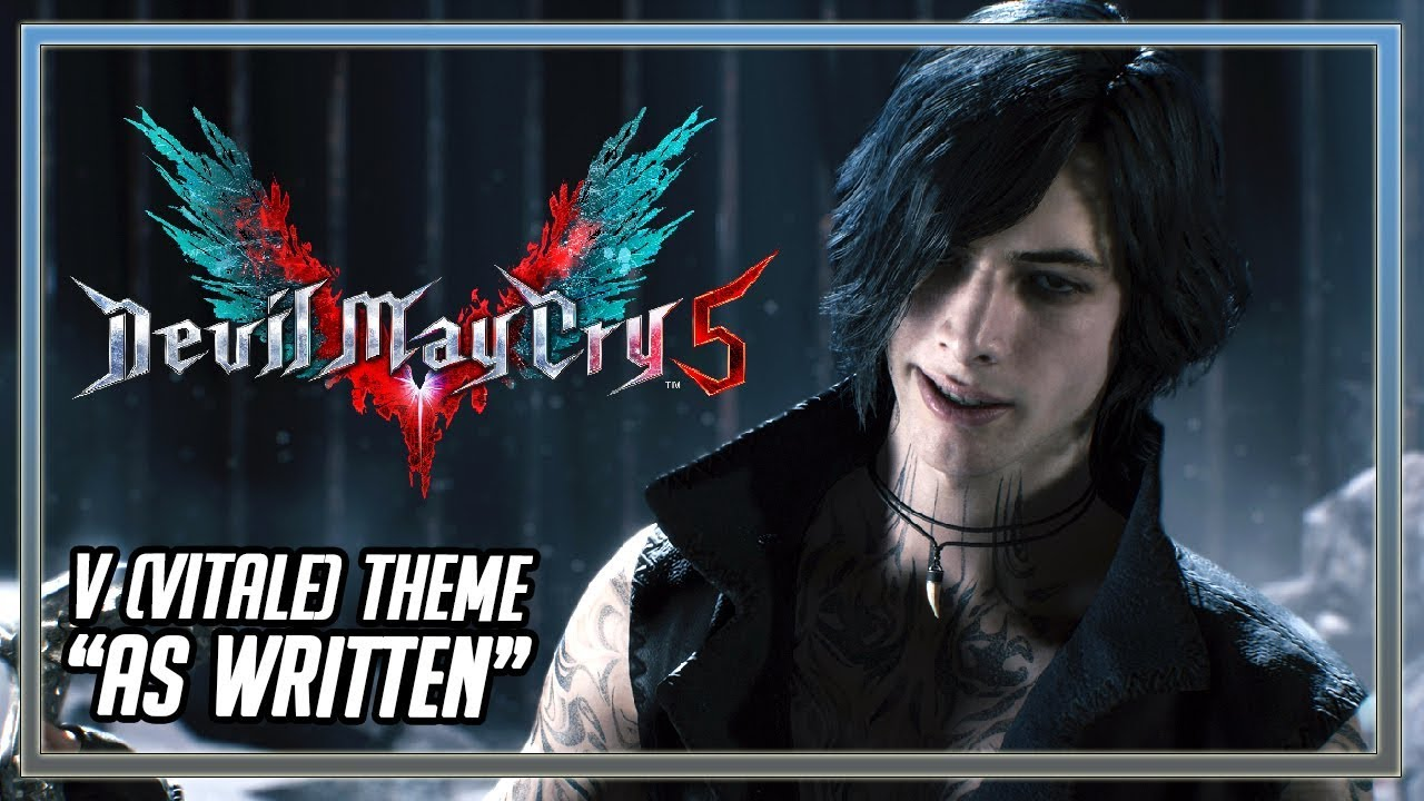 Devil May Cry 5 - V (Vitale) theme (Instrumental)