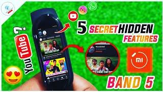 Mi Band 5 Hidden Features | Mi Band 5 Tips & Tricks | Mi Band 5 Hacks screenshot 5