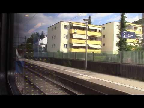 S3 von Basel SBB nach Olten (Teil 1)