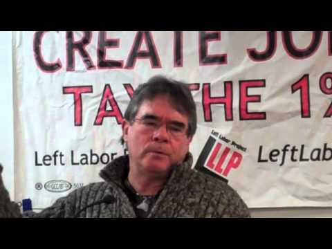 Fighting Back Against Wall St. LLP Forum with Ed Ott