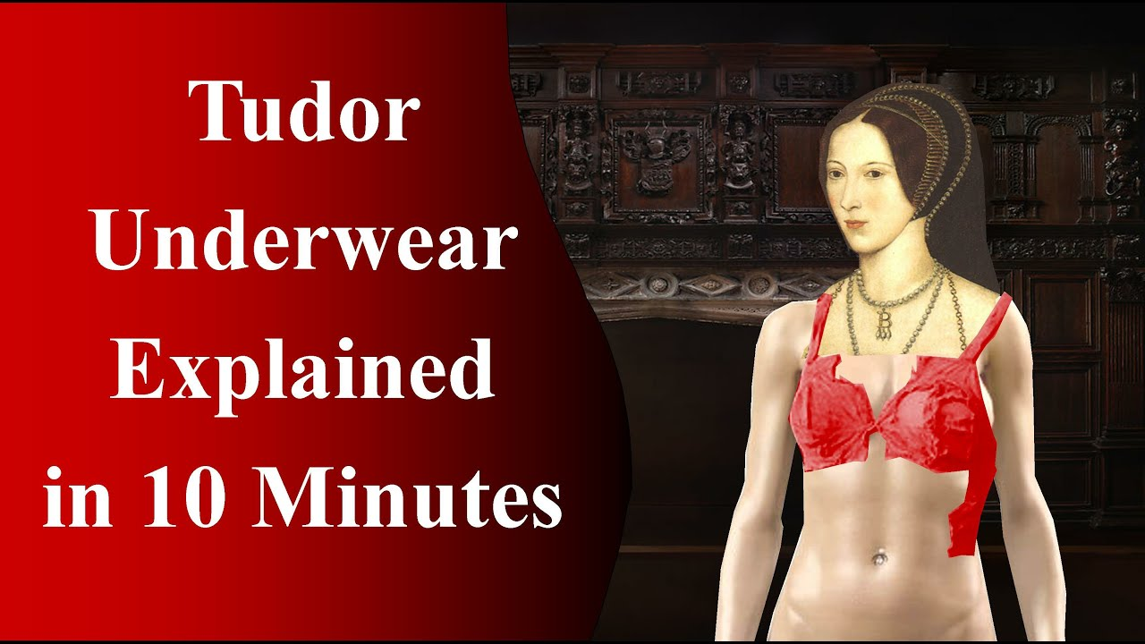 Did the Tudors wear Underwear?