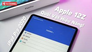 iPad Pro 2020 - Siêu Quái Vật Gaming Apple A12Z, 700.000 Điểm Antutu Vô Địch Cấu Hình!