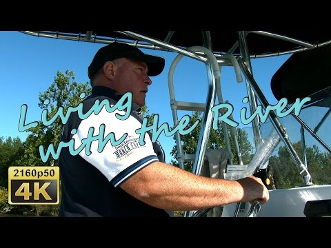 With a Fisherman on the Loire -  France 4K Travel Channel
