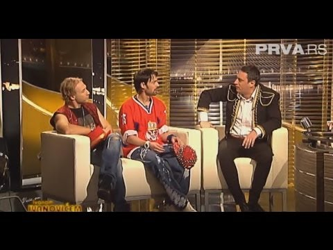 Veče sa Ivanom Ivanovićem No.176 - Andrija Milošević, Milan Vasić i Milan Kalinić - (1.17.2014)