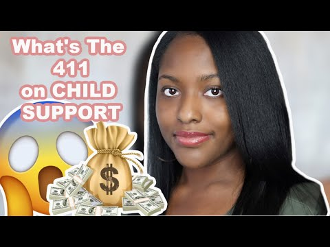 HOW DOES CHILD SUPPORT WORK?? | WHAT YOU SHOULD KNOW IF YOU DON'T GET CHILD SUPPORT| WHAT HAPPENS?