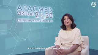 APACMed Virtual Forum 2020: Making the move to hybrid events