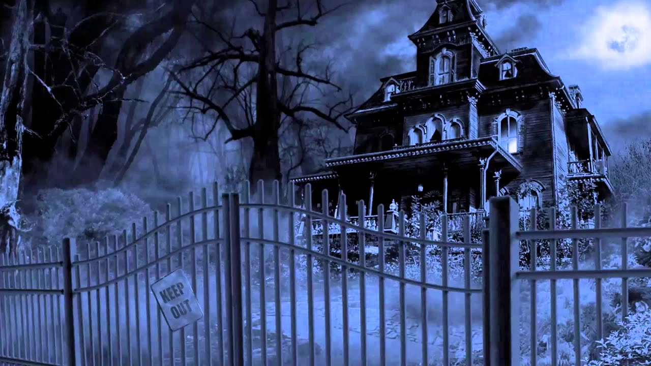 Ghosts house maison fant me halloween original - Fabriquer un fantome halloween ...