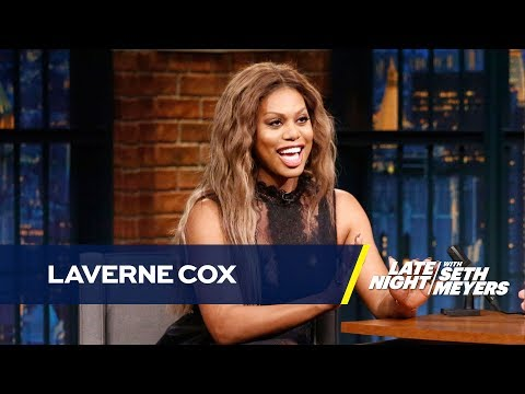 Laverne Cox Felt the Real Effects of Solitary Confinement on OITNB