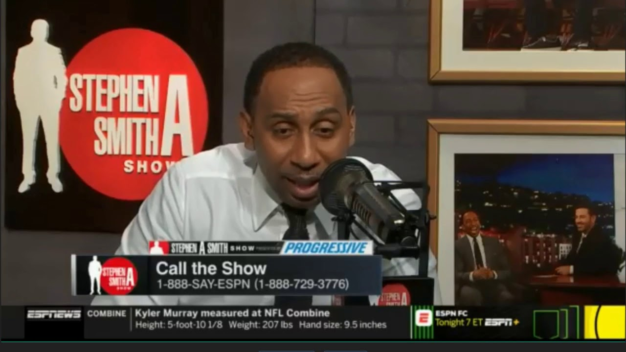 Tweet The Stephen A  Smith Show