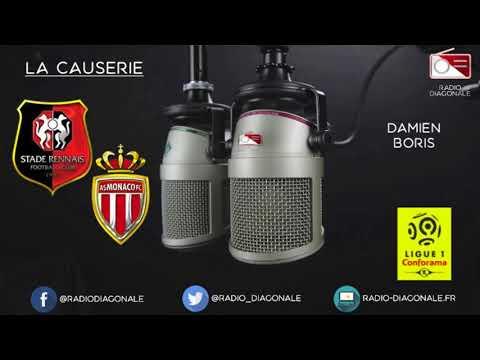 La Causerie - Ligue 1 - J31 Rennes/Monaco