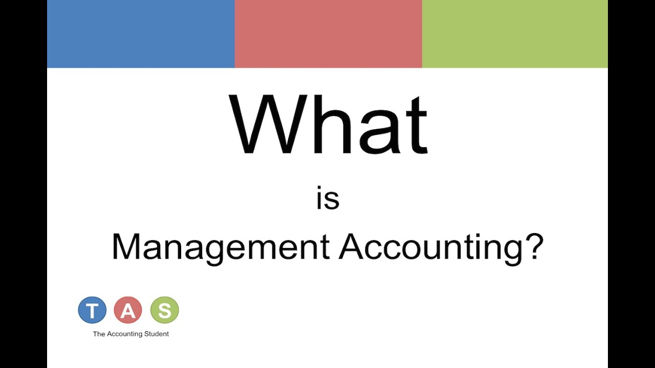 maagement accounting Over the past decade, management accounting has seen changes not just within existing domains of the field but has also witnessed extensions outside its established.