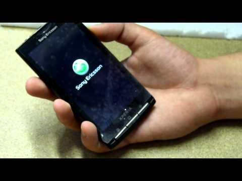 Test du téléphone Sony Ericsson Xperia X10 en Français
