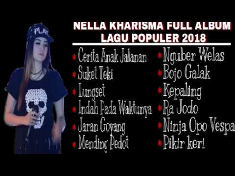 NELLA KHARISMA PIKIR KERI FULL ALBUM LAGU TERPOPULER 2018