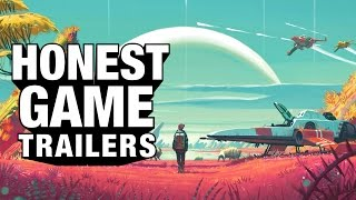 NO MAN'S SKY (Honest Game Trailers) by : Smosh Games