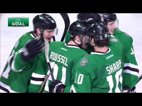 Roussel Takes Over, Scores Hat-trick