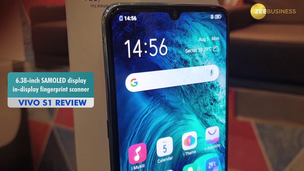 Vivo S1 review: It's got STYLE, clicks good selfies