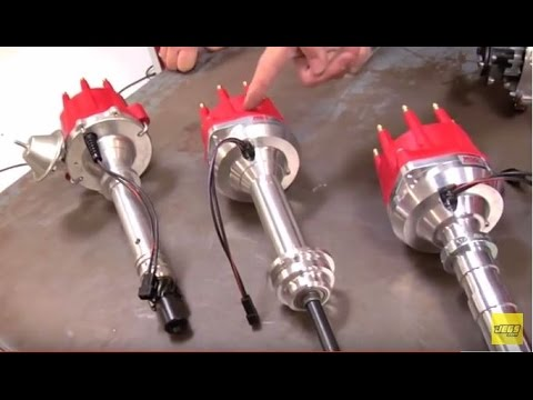 Differences Between MSD Pro Billet Distributors Options Ignition  Performance Tutorial Overview