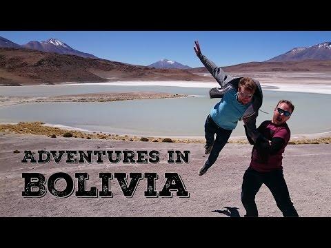 Adventures on Bolivia's Death Road and Salt Flats