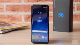 مراجعه كامله : Samsung Galaxy S8