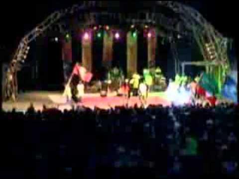 Yoko & Pumpstan   Knuckle Live! Antigua Carnival 07