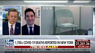 NYC doctor Craig Spencer tells Fox News: 'People are dying because we weren't prepared'