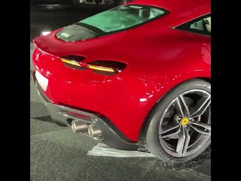 Ferrari Roma (Red)