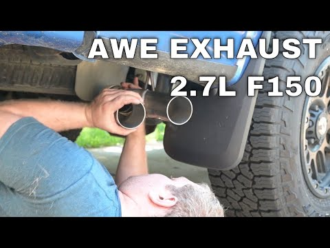 Is this the best sounding F-150 EcoBoost exhaust?!!!
