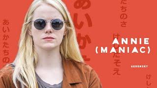the best of: annie (maniac)