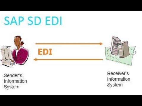 sap-sd-electronic-data-interchange-edi
