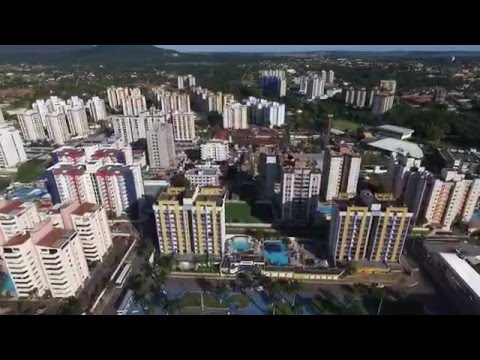 CALDAS NOVAS - Goiás  - VISTA DE CIMA