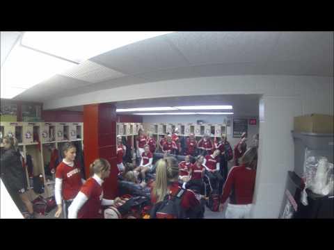University of South Dakota Women's Soccer 2014
