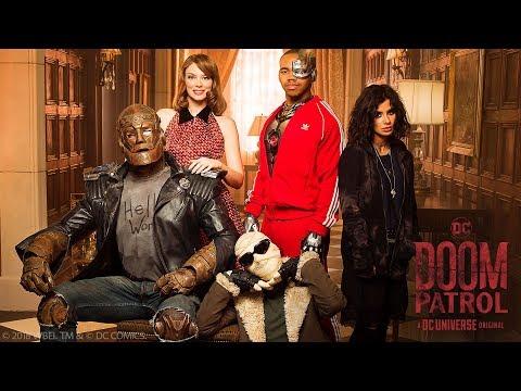 Meet the Doom Patrol   DC Universe   The Ultimate Membership