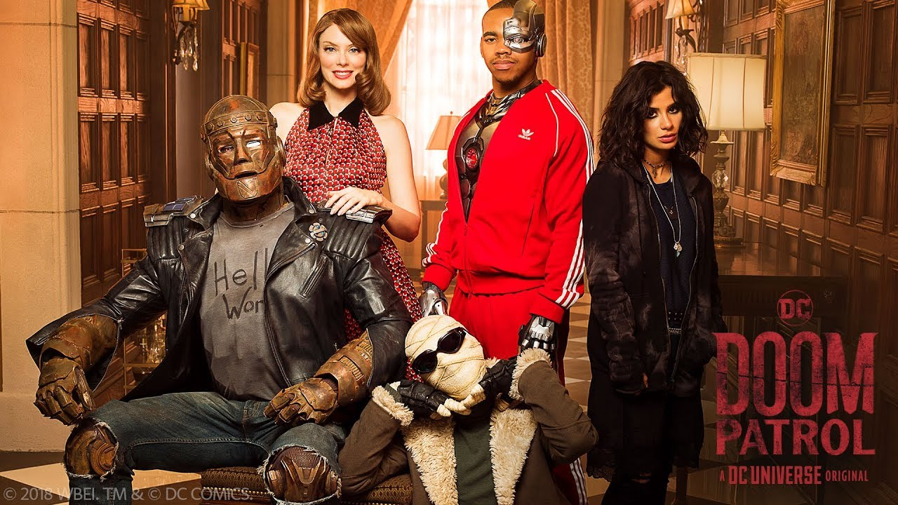Meet the Doom Patrol | DC Universe | The Ultimate Membership - YouTube