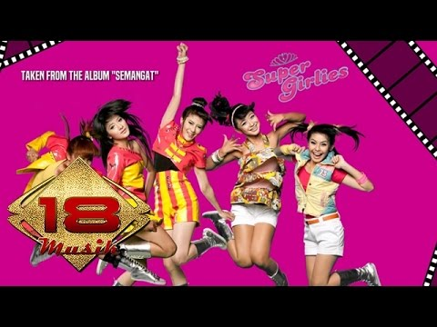 Super Girlies - Cinta Karet (Official Audio)