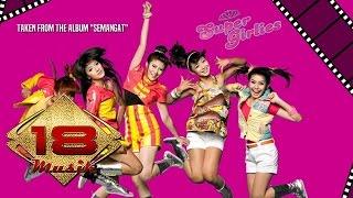 Video Super Girlies - Cinta Karet (Official Audio) download MP3, 3GP, MP4, WEBM, AVI, FLV Januari 2018