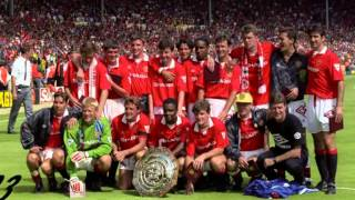 Manchester United 20[13] Andy Williams-the Impossible Dream