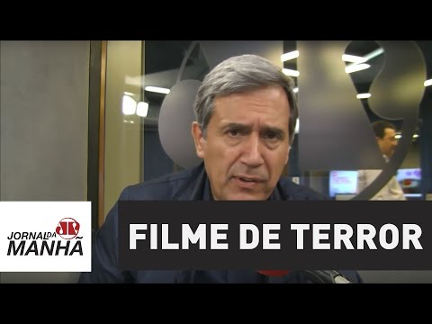 Parece que o filme de terror está acabando | Marco Antonio Villa