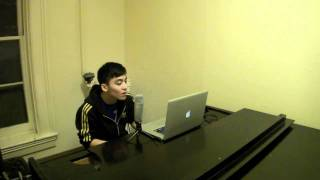 Dominic Wong - What Are Words Cover (Chris Medina)