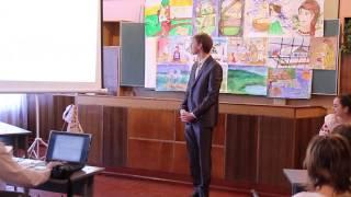 Урок-концерт з Української літератури